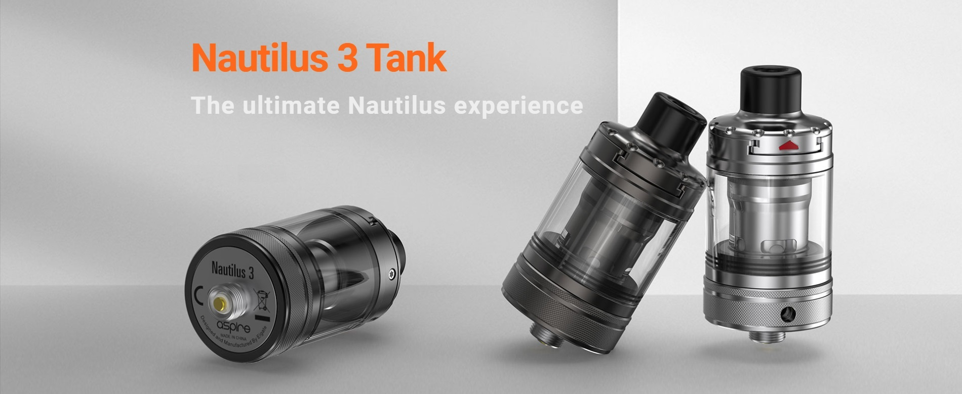 nautilus 3 tank 24mm by aspire 1 - Nautilus 3 Tank 24mm by Aspire