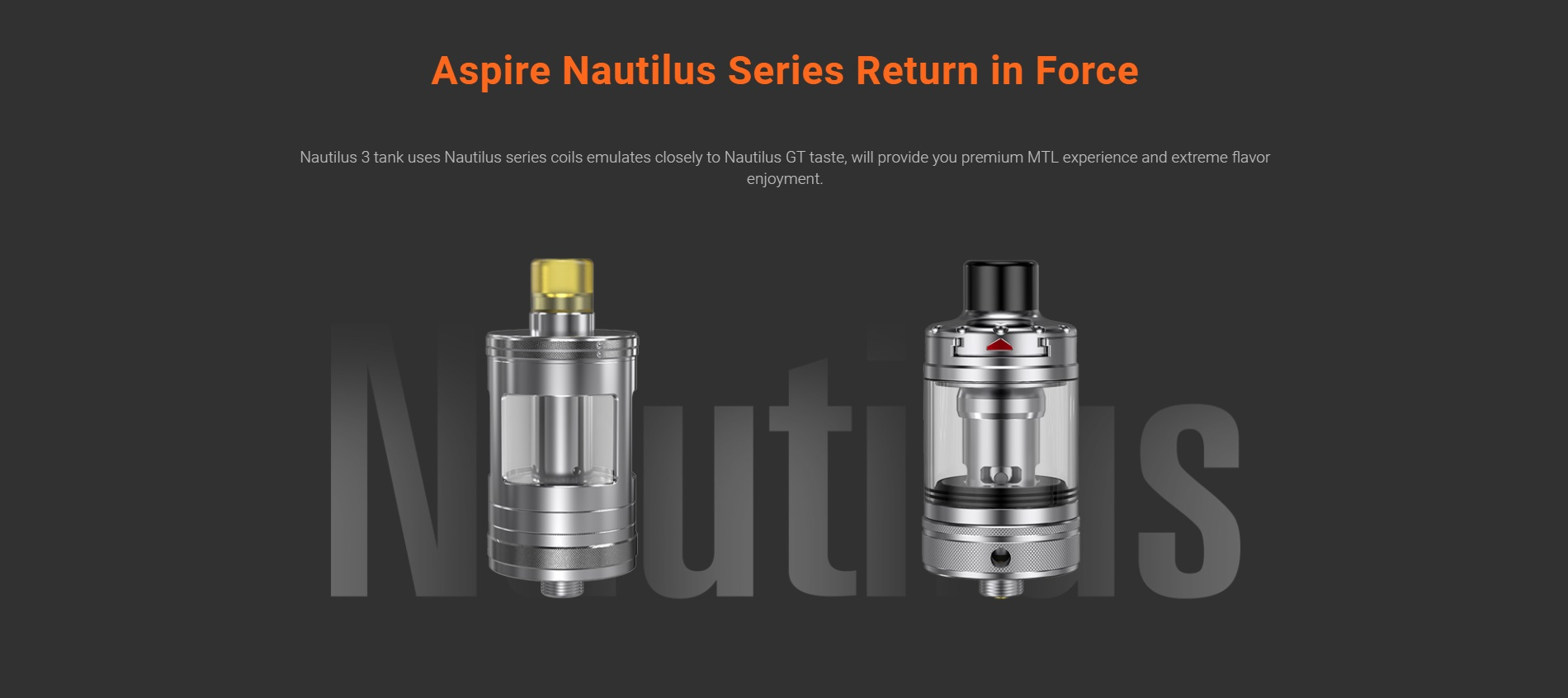 nautilus 3 tank 24mm by aspire 2 - Nautilus 3 Tank 24mm by Aspire