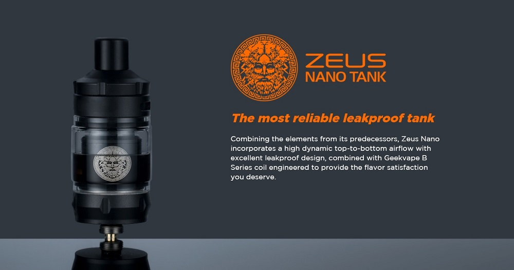 zeus nano tank 22mm by geekvape 1