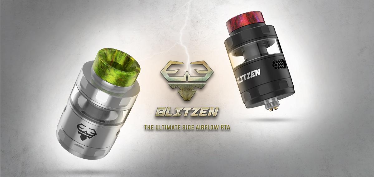 Blitzen RTA by GeekVape vapexperts 1
