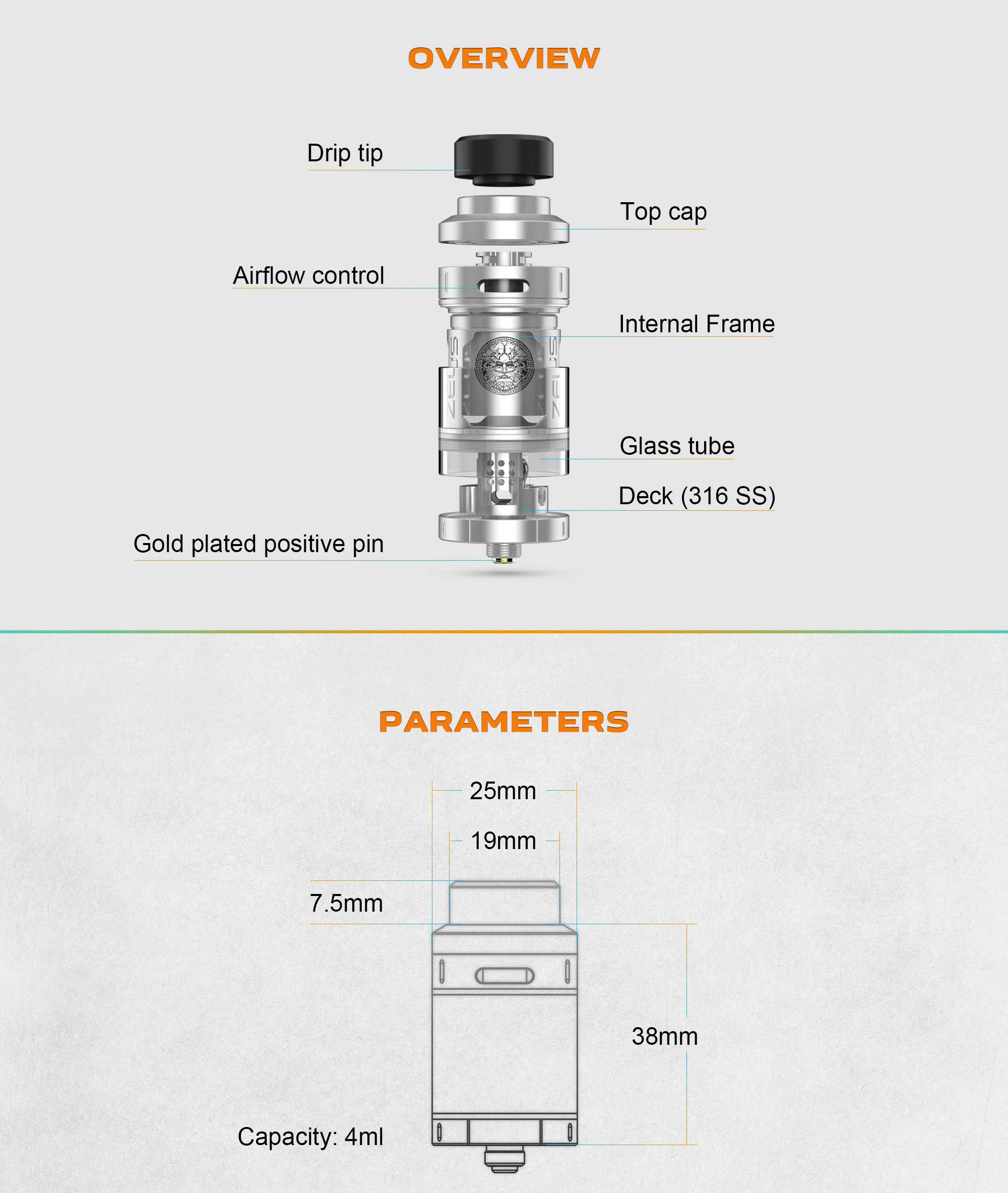 zeus rta geekvape tank top airflow vapexperts 1