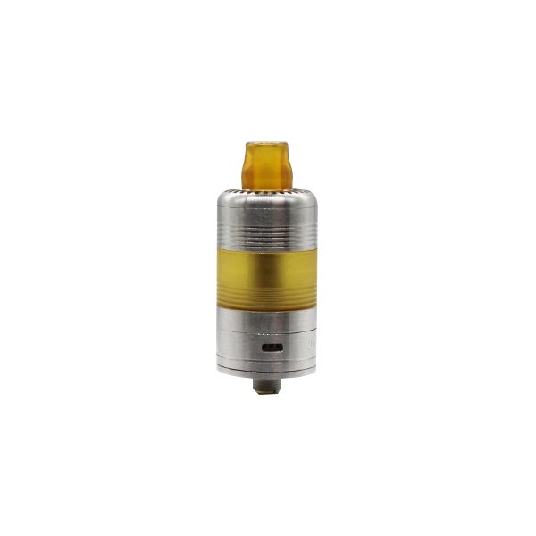 Whisper RTA 5ml 22mm Long Tank SSUltem Ultem Drip tip Sound of Atties vapexperts 1