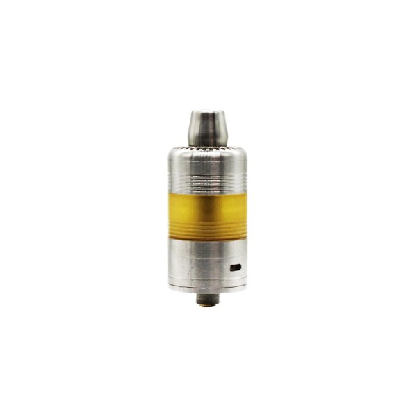 Whisper RTA 5ml 22mm Long Tank SSUltem ss Drip tip Sound of Atties vapexperts 12