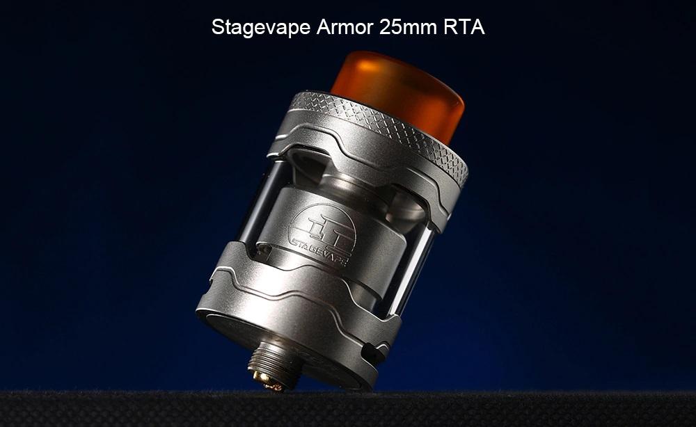 Stagevape Armor RTA tank vapexperts 2