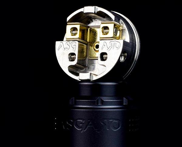 Vaperz Cloud Asgard Mini 25mm RDA vapexperts 2