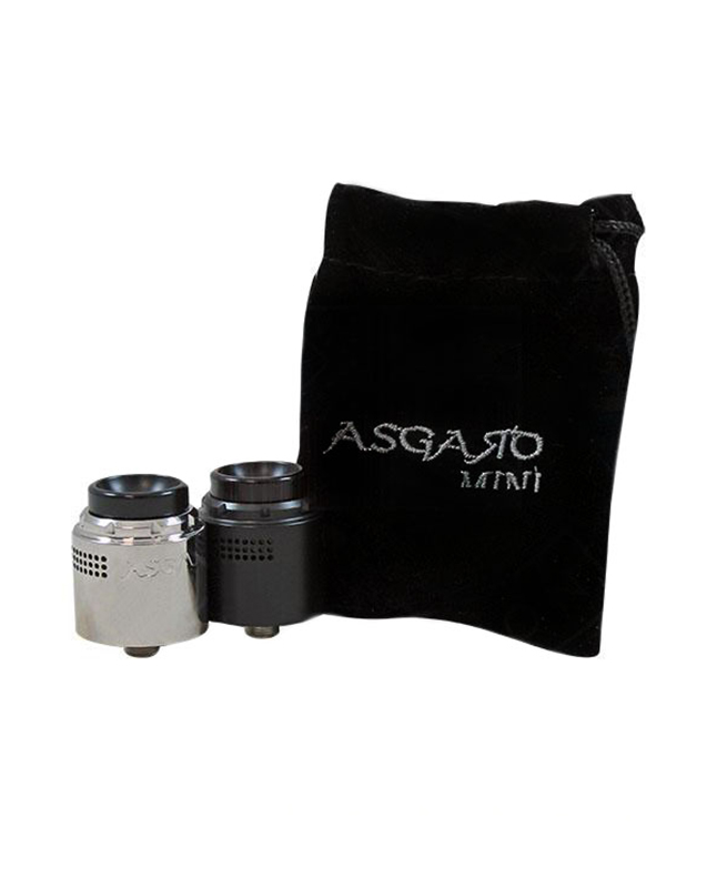 Vaperz Cloud Asgard Mini 25mm RDA vapexperts box