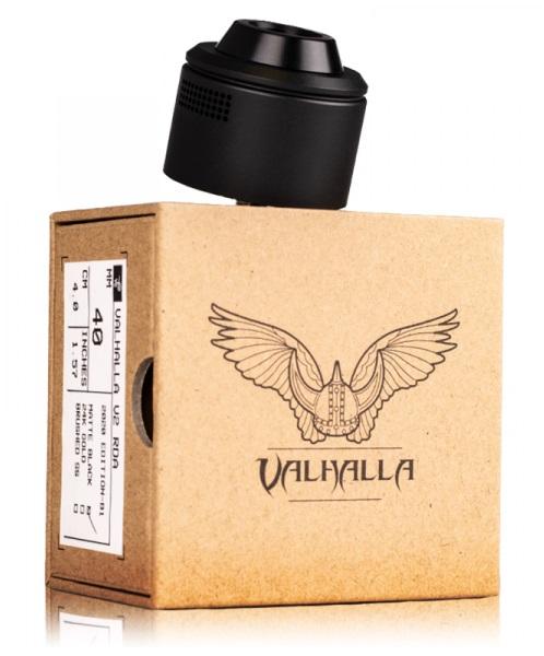 valhalla v2 40mm rda by vaperz cloud 2