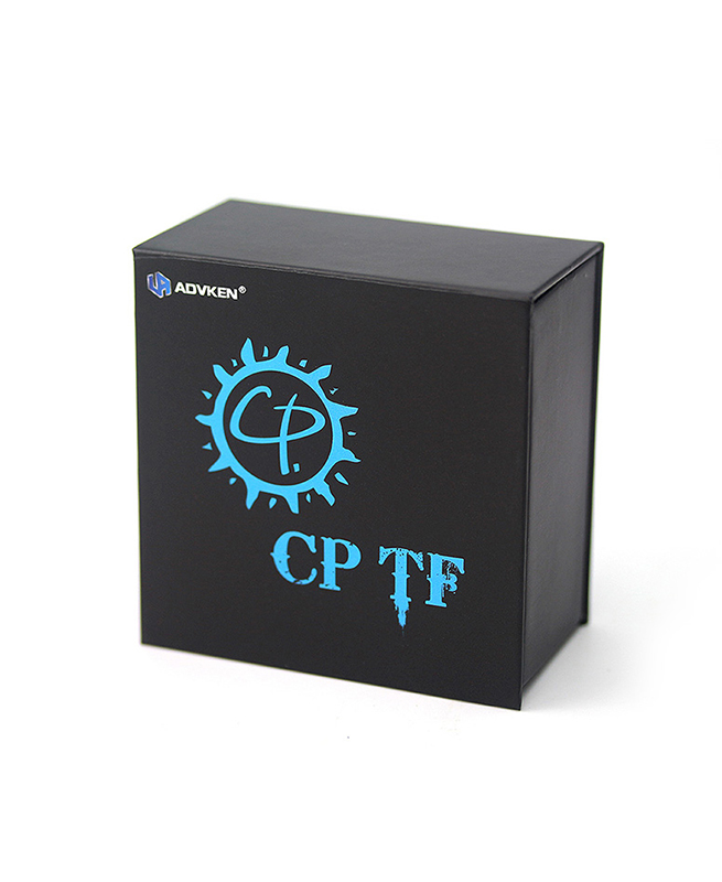 Advken CP TF RTA 3ml vapexperts box