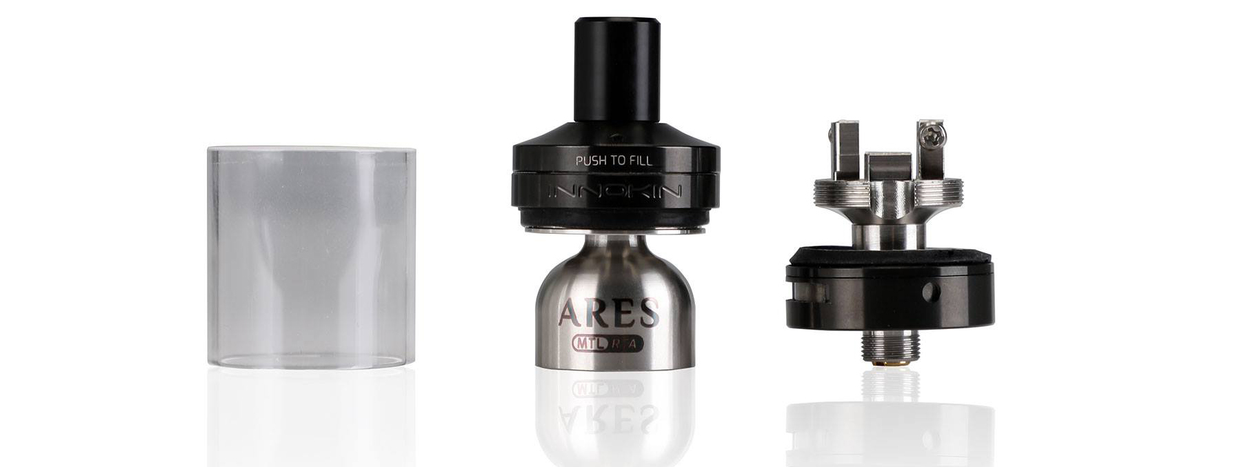Ares MTL RTA 24mm by Innokin vapexperts 11
