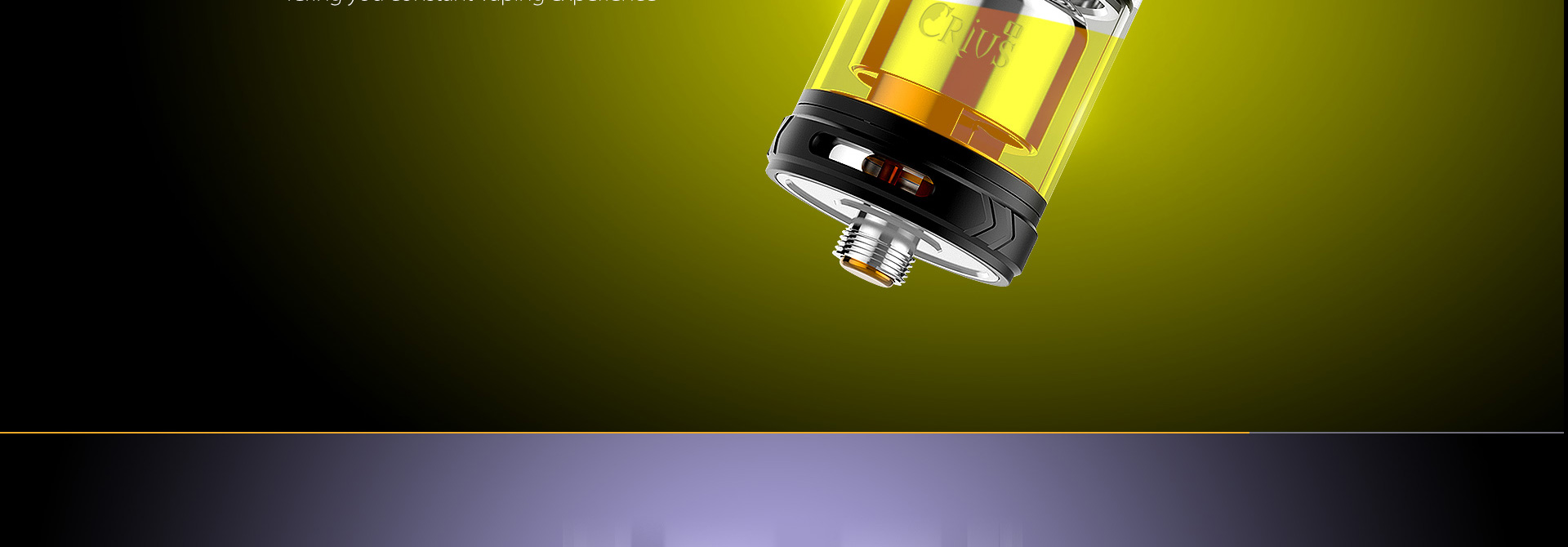 Crius 2 RTA by OBS vapexperts 9