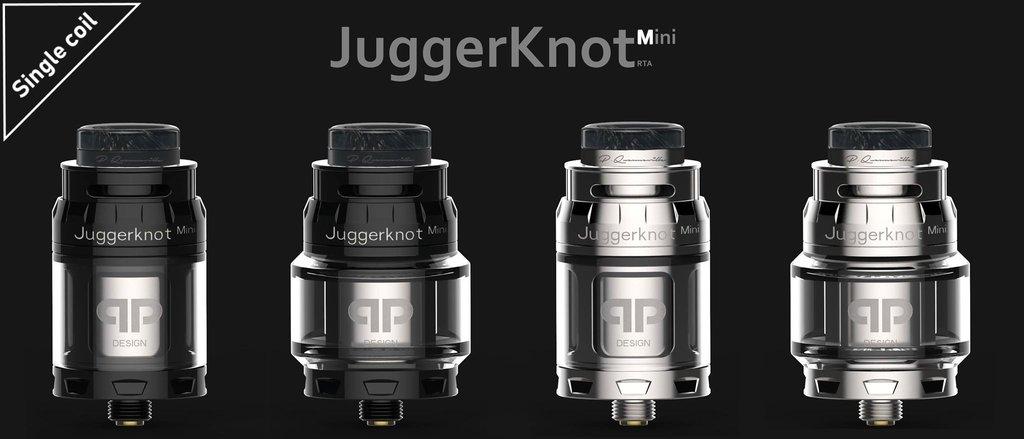 JuggerKnot RTA mini qp design vapexperts 2