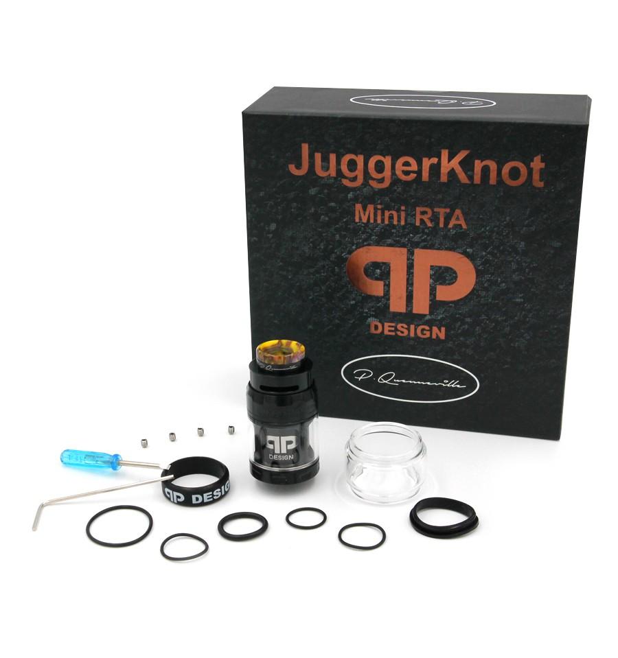 JuggerKnot RTA mini qp design vapexperts 3