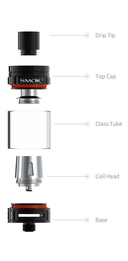 TFV8 The Baby Beast by Smok vapexperts 3