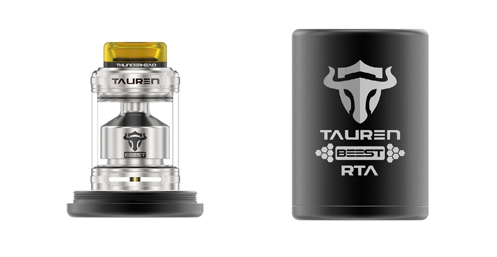 THC Tauren RTA vapexperts 321