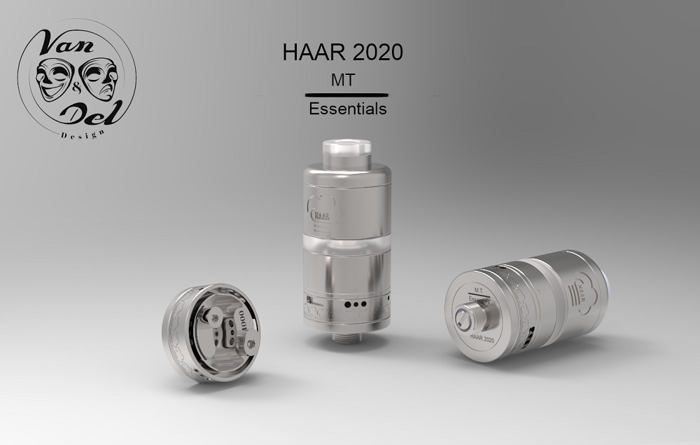haar 2020 rta 22mm by van del design 1