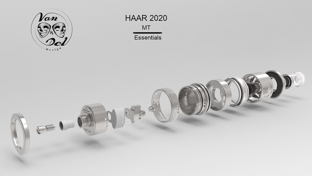 haar 2020 rta 22mm by van del design 2