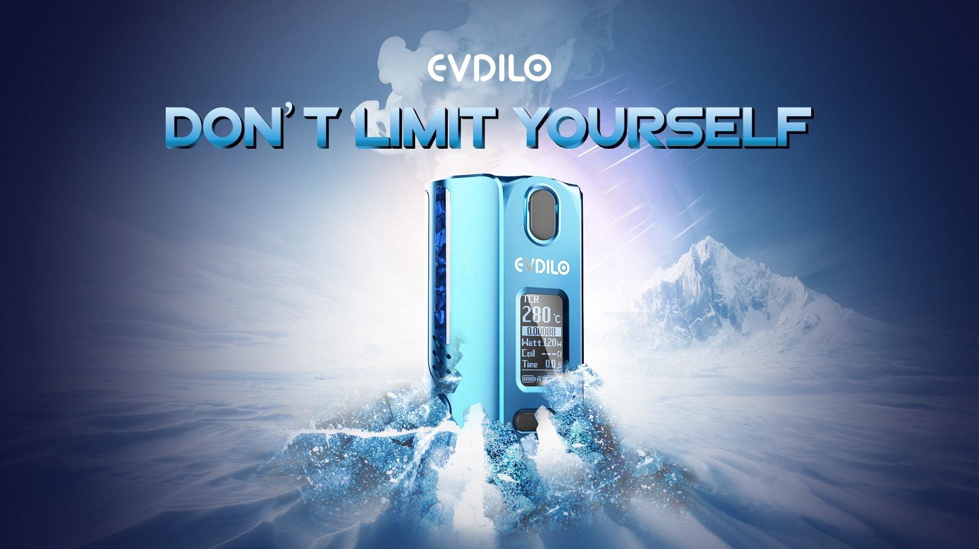 evdilo box mod vape experts 200w by uwell 1