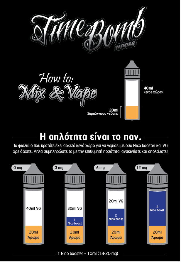 mix and vape timebomb liquids vapexperts 1