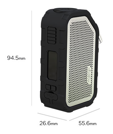 WISMEC Active Bluetooth Music TC Box MOD 2100mAh vapexperts 21