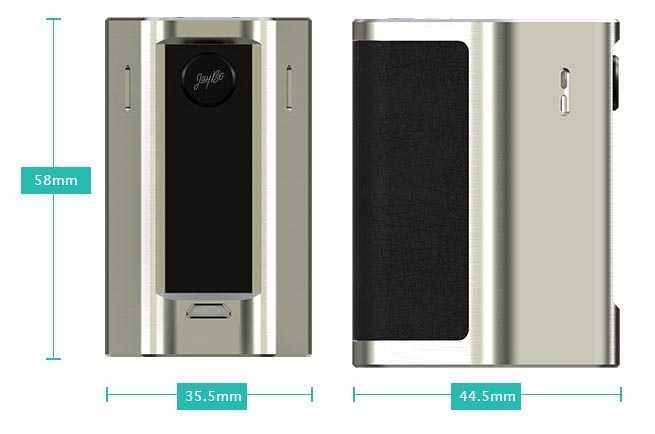 Rx Mini Box 2100 mah 80w Mod by Wismec vapexperts 1