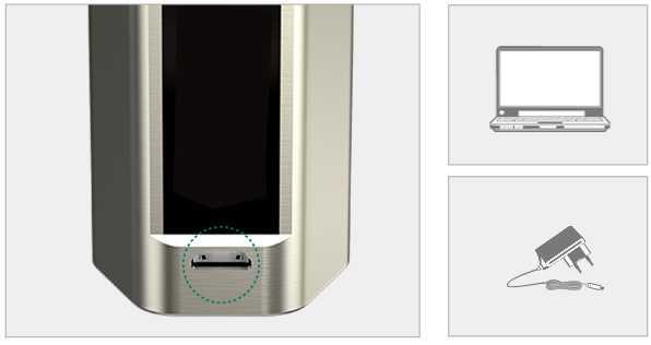 Rx Mini Box 2100 mah 80w Mod by Wismec vapexperts 7