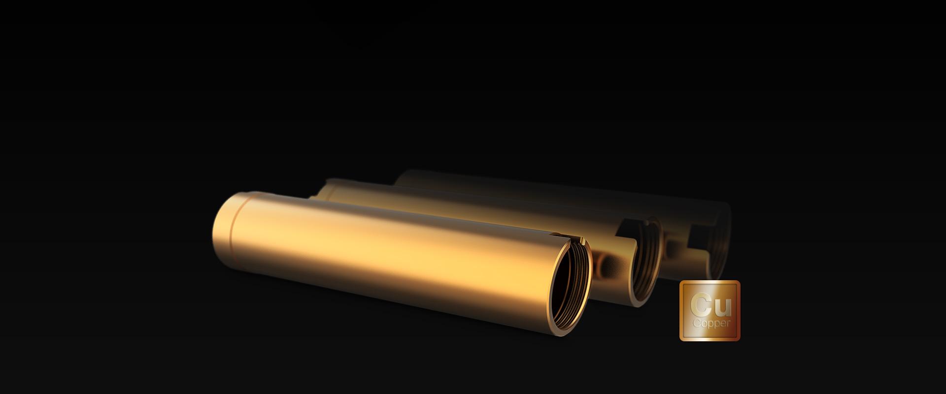 acrohm fush tube vapexperts 9