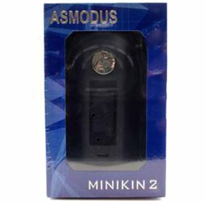 Minikin V2 180W Touch Screen by Asmodus dox mod vapexperts box1