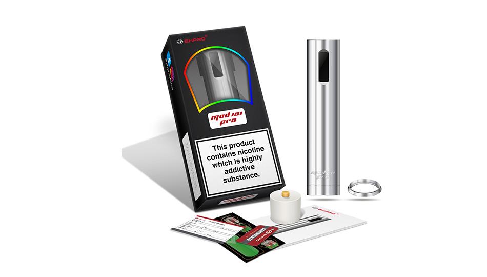 101 pro ehpro tube mod 75w vapexperts 5