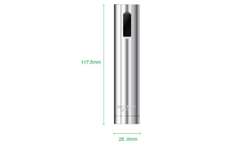 101 pro ehpro tube mod 75w vapexperts 6