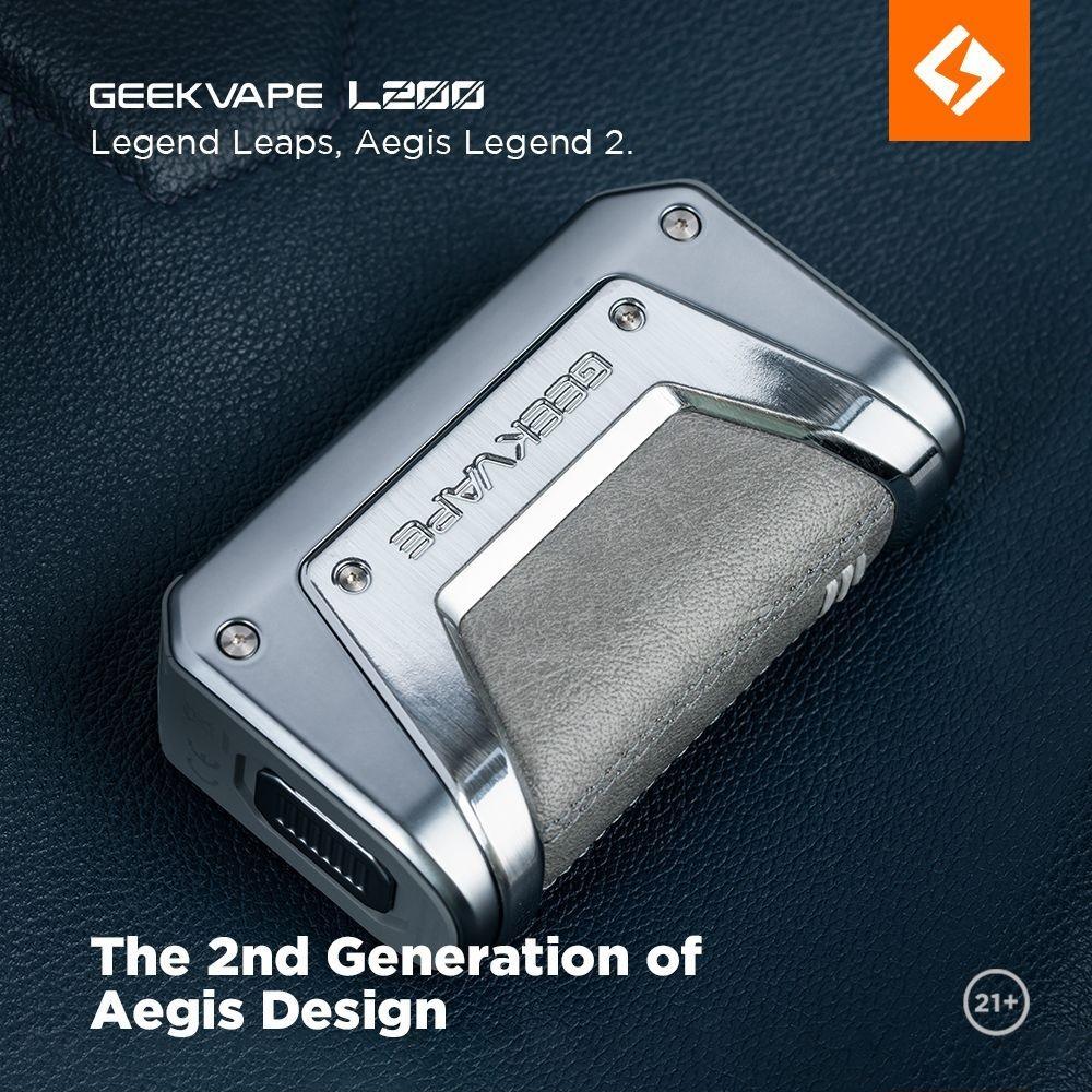 aegis legend 2 l200 z tank by geekvape 34 - Aegis Legend 2 (L200) 200W