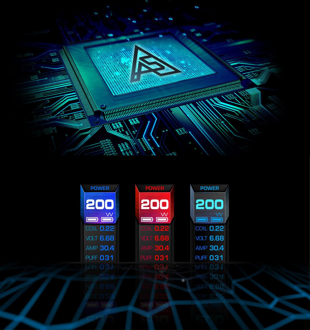 geekvape legend aegis 200w box mod vapexperts 4