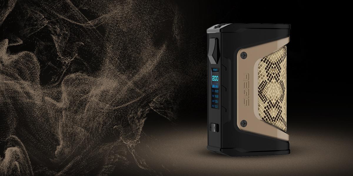 geekvape legend aegis 200w box mod vapexperts 5