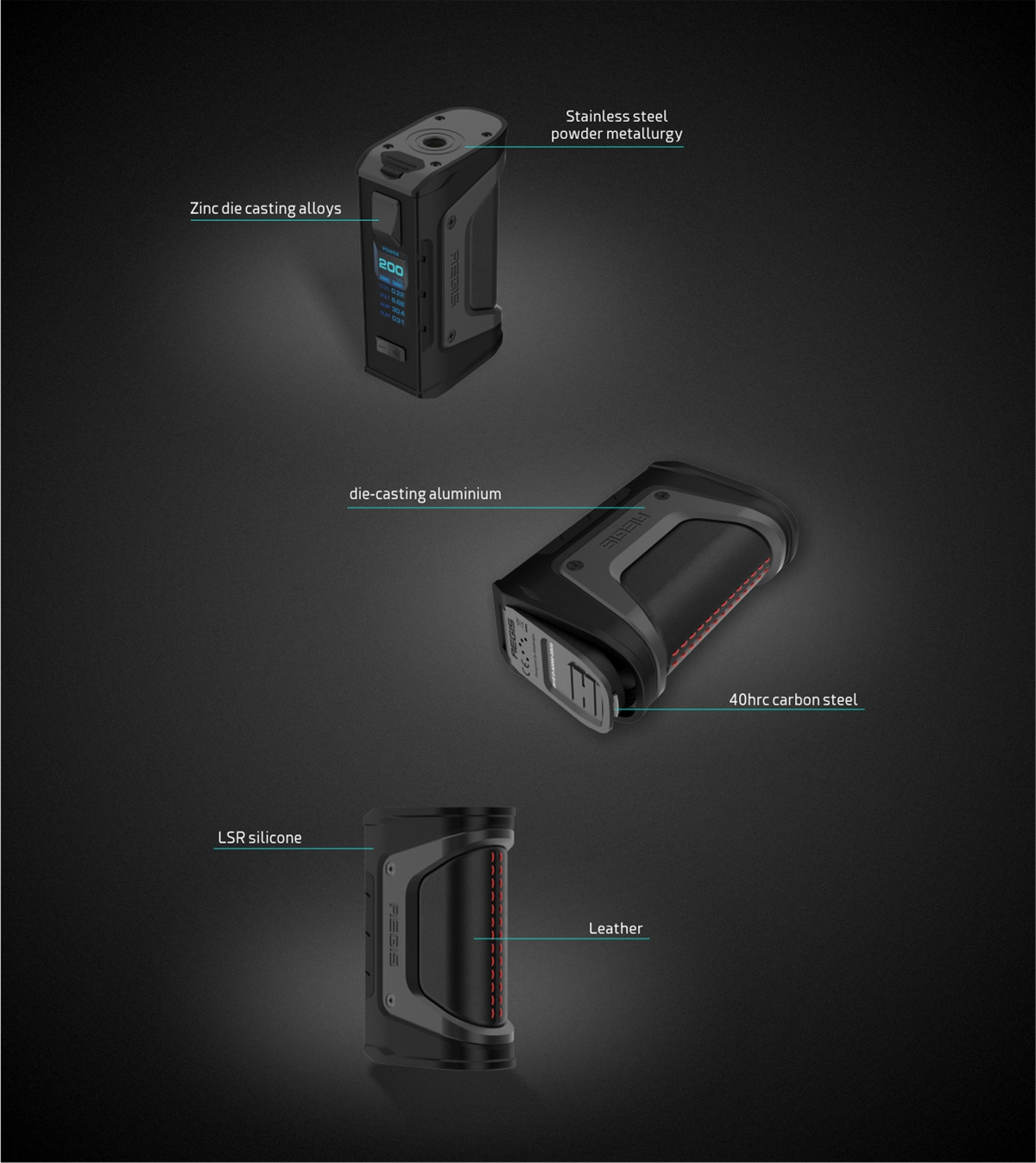 geekvape legend aegis 200w box mod vapexperts 6