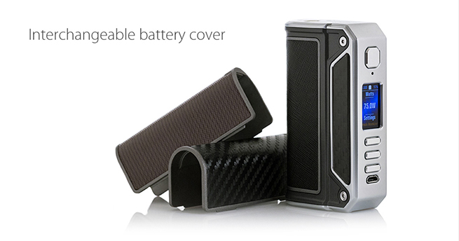 Therion DNA75C 75W by Lost Vape vapexperts 4