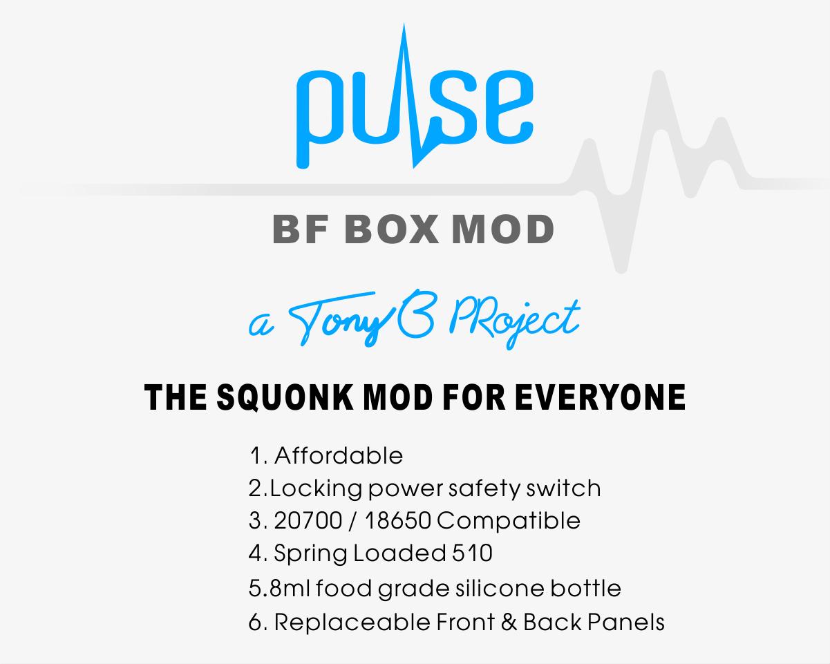Pulse BF Squonk Box Mod by Vandy Vape vapexperts 9