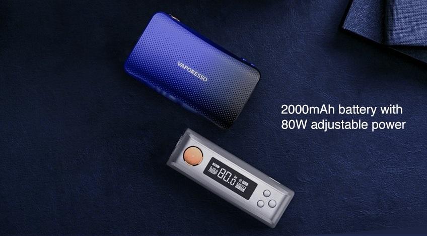 gen nano 80w tc mod 2000mah by vaporesso 2 - Vaporesso Gen Nano 80W TC Mod 2000mAh