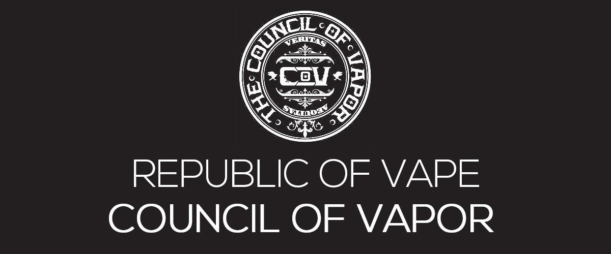 council of vapor Banner