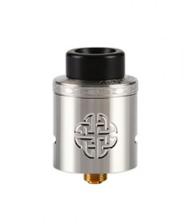 Aequitas_RDA_24mm_By_Hellvape_dripper_vapexperts_silver