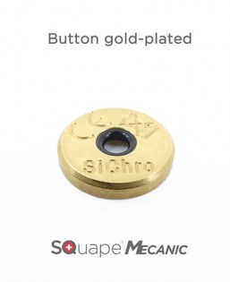 SQuape_MECANIC_Button_Gold_Plated_By_StattQualm_vapexperts